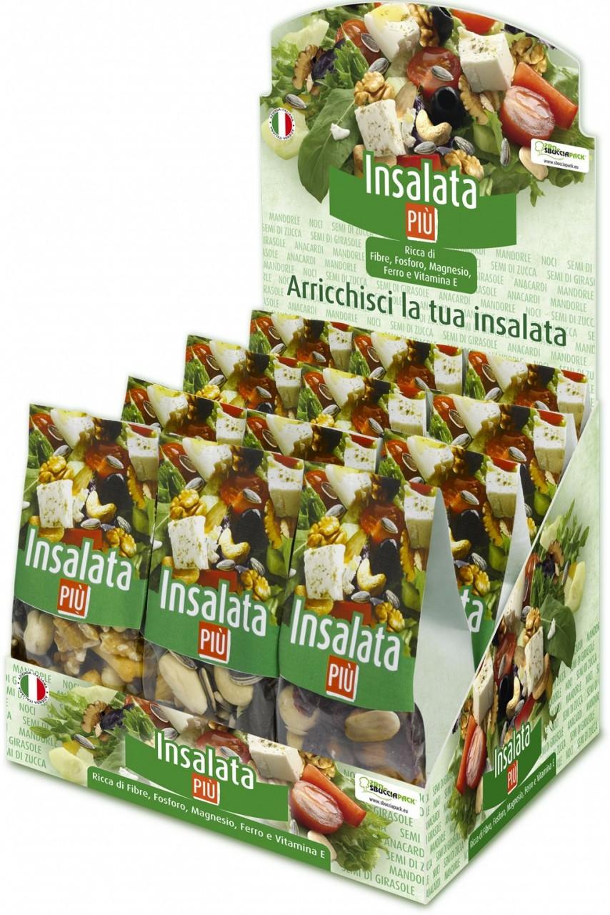 Insalata piu 39 12 confezioni da 150 gr 1 8 kg for Frutta online